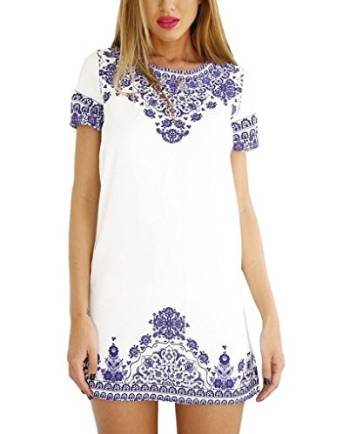 Embroidered Dress 2016