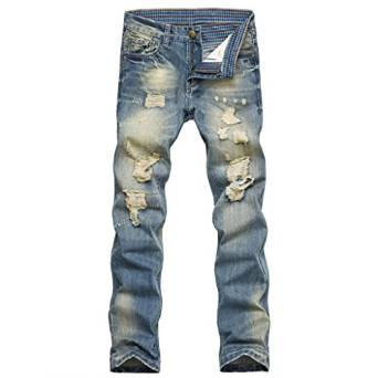 2016 mens distressed jeans