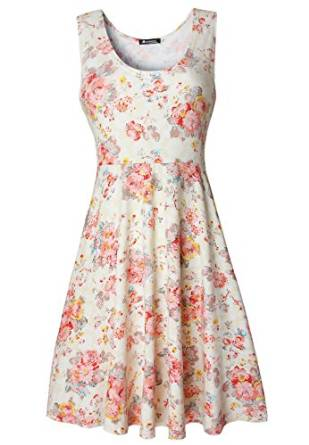 best 2017-2018 floral dress