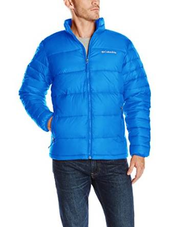 Columbia Men's Front Fighter Puffer Jacket