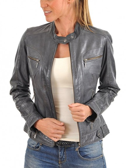 stunning leather jacket 2016