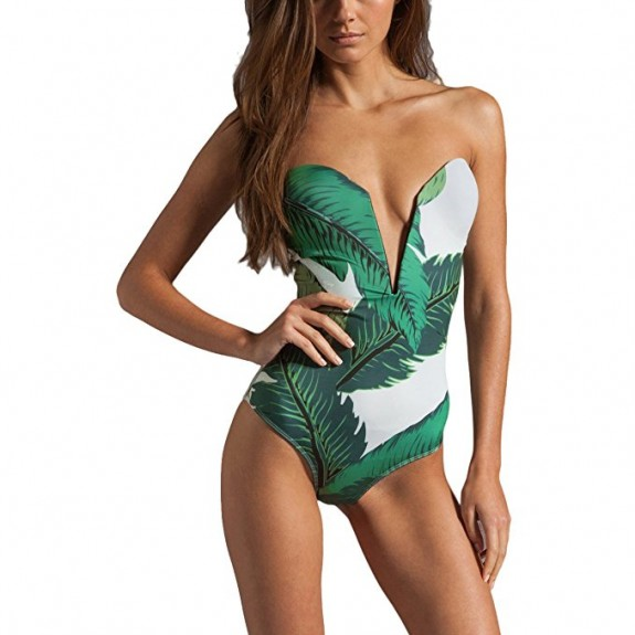 best strapless swimsuit