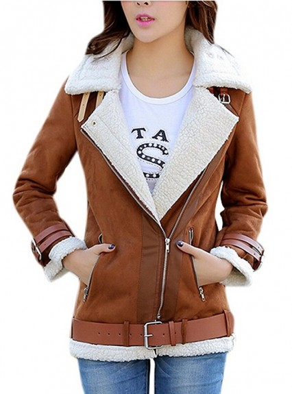 best shearling jacket 2018