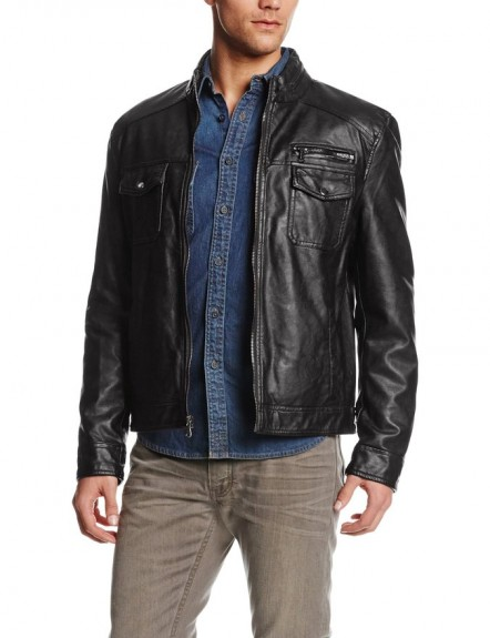 mens best leather jacket 2018