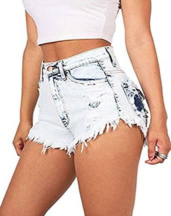 2017 denim shorts