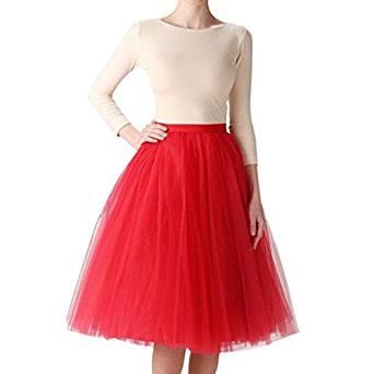 2017 tulle skirt