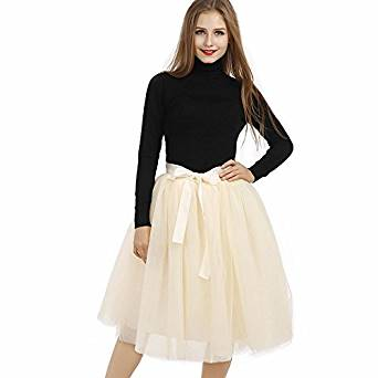 amazing tulle skirt