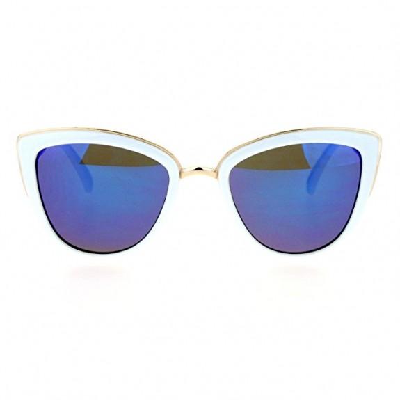 ladies best mirrored sunglasses 2017