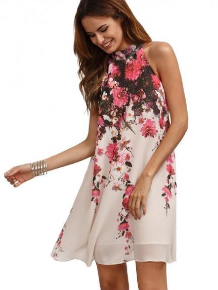 2017 best floral dress