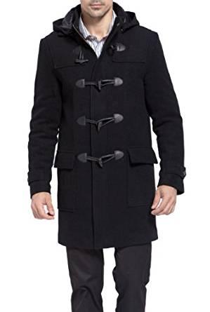 2017 duffle coat