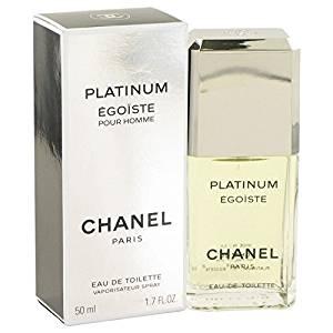 Egoiste Platinum - Chanel 2017-2018