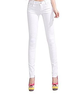 best white jean 2018
