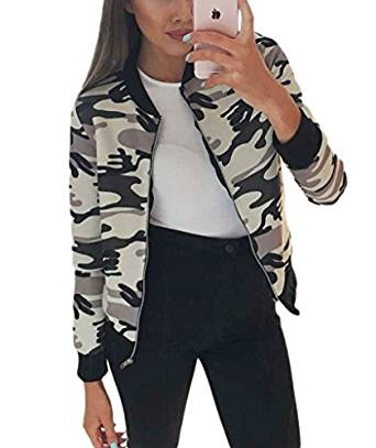 2018 ladies bomber jacket