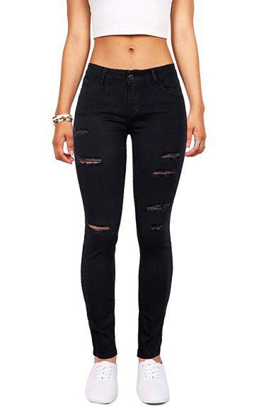 ladies skinny jeans 2020