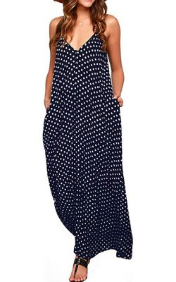 Are maxi dresses in style 2021