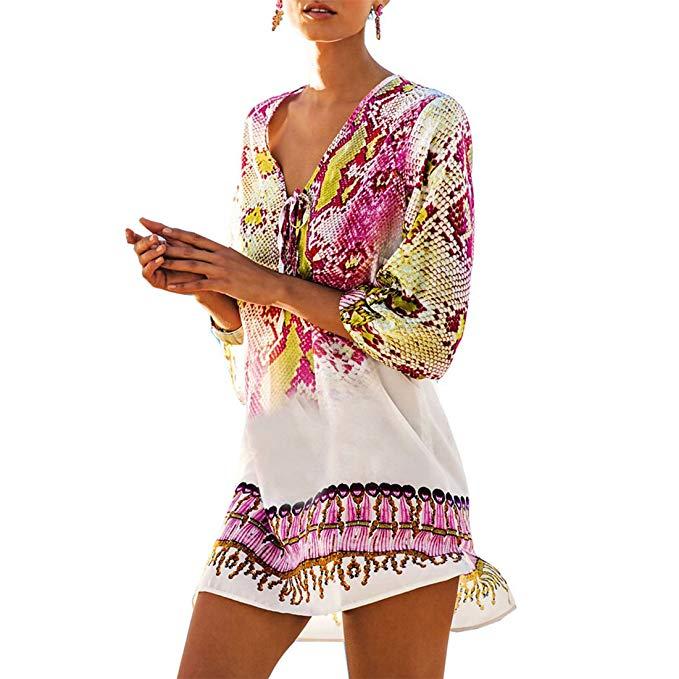 beach dress 2020