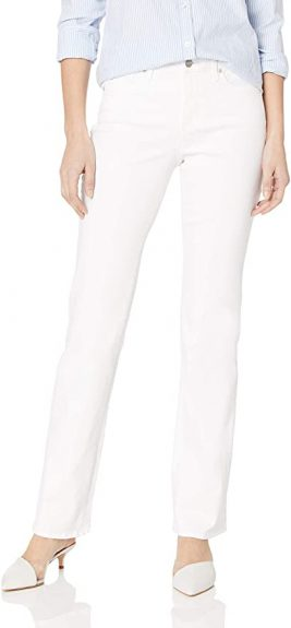 White Jeans In Winter 2020