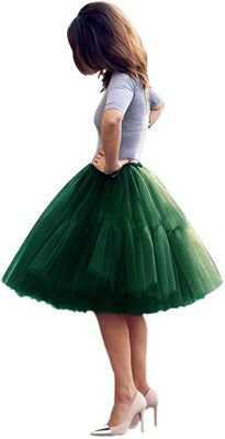Outfits With Tulle Skirts