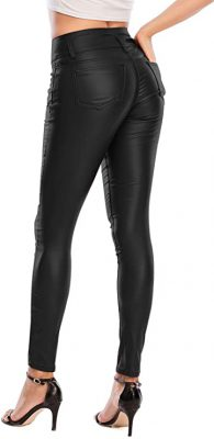 are leather pants in style 2021