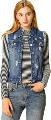 Are Denim Vests In Style 2021