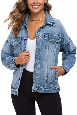 are jean jackets in style 2021?
